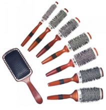 Head jog ceramic brushes