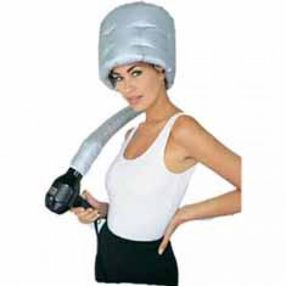 Hood dryer attachment