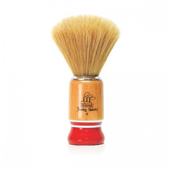 Shave Factory Pure Bristle MEDIUM
