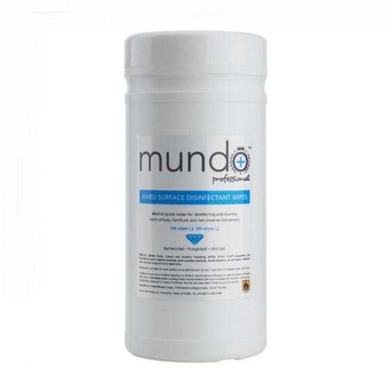 Mundo Hard Surface Disinfectant Wipes