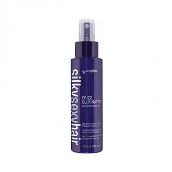 Silky Frizz Eliminator - Thick/Coarse Hair