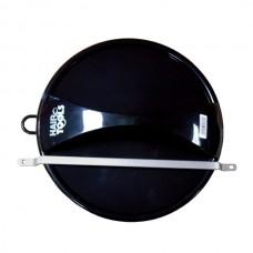 Round back mirror