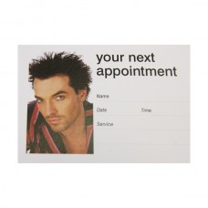 Appointment cards male