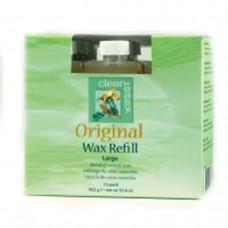 Large regular Wax Refill (80gm x 12 bottles)