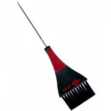 Pin tail tint brush