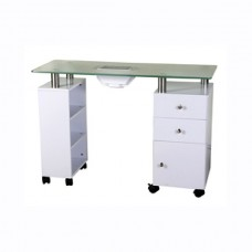 Crystal Elite nail desk