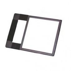 Square back mirror