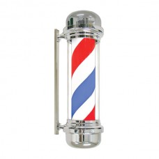 Traditional Barbers pole (Outdoor)