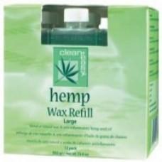 Hemp Oil Wax Refill(80gm x 12  bottles)
