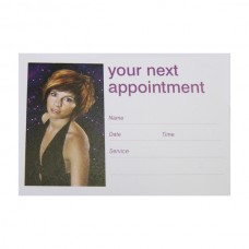 Appointment cards Female