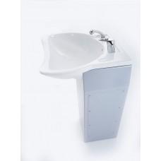 WBX Front-wash Pedistal