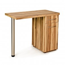 Block nail desk