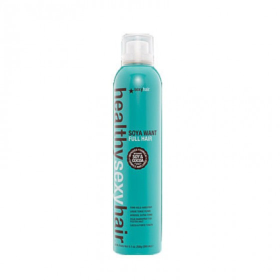 Soy Full Hair Firm Hairspray