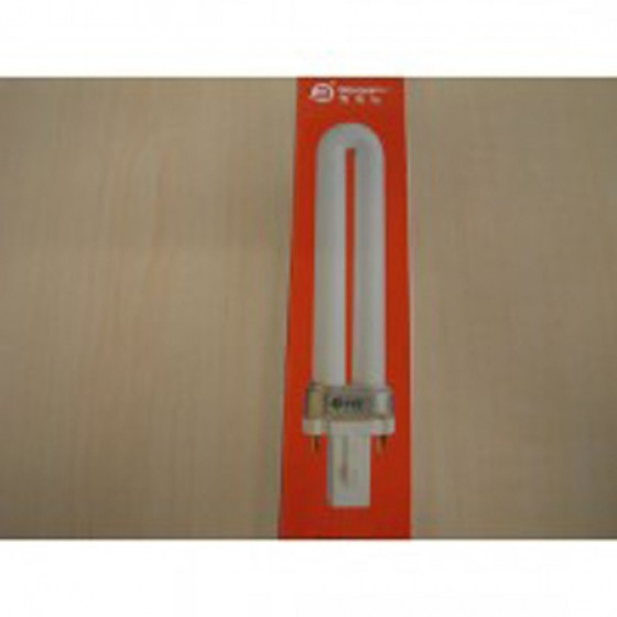 9W Fluorescent Bulb