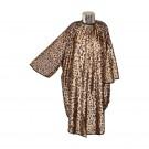 DMI leopard print gown