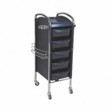Piccolo 6002 Trolley Black EF/6060-B