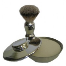 Pewter Soap Dishes