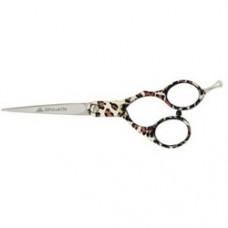 AMA Silhouette Leopard Skin Scissors