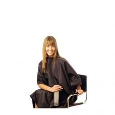 Waterproof black gown