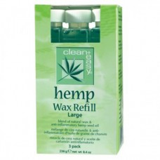 Hemp Oil Wax Refill(80gm x 3 bottles)