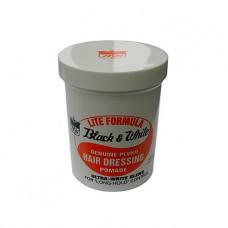 Lite Black and White wax