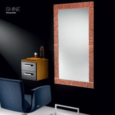 Shine Crystal Salon Mirror