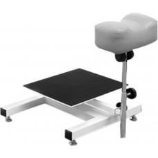 Pedicure Leg rest and foot platform