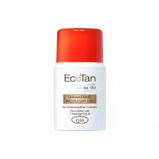 EcoTan Shimmering Highlight Gel